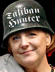Foto Angela Merkel von א (Aleph)