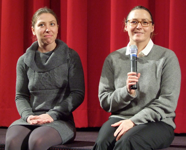 Jen Cassad & Sheron Lockhart